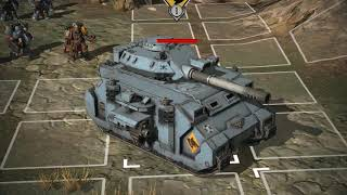 VideoImage1 Warhammer 40,000: Sanctus Reach