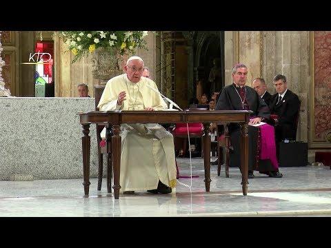 Le pape François veut des prophètes, non des superhéros