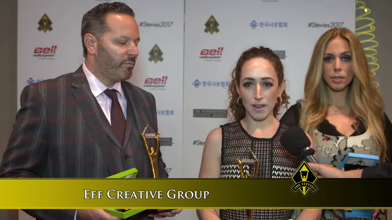 What Does Winning an International Business Award Mean for Eff Creative Group?
