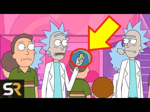 """Why Rick And Morty's """"Ticket Theory"""" Is Actually True"""