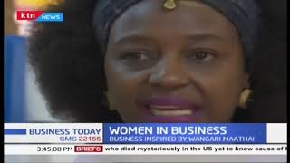 Funkidz CEO Ciiru Waweru, Making affordable furniture from recycled timber | Women in Business