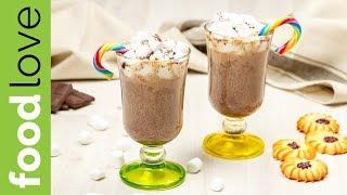 КАКАО с маршмеллоу. Вкусный рецепт | Напитки | FoodLove