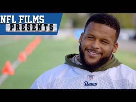 "Aaron Donald's ""Sharp"" Training Technique | NFL Films Presents"
