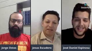 José D. Espinosa, autor la obra «¿A quién adoran los cristianos?»