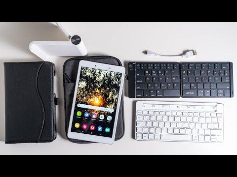 Samsung Galaxy Tab A 8.0 Zubehör: Meine Empfehlungen