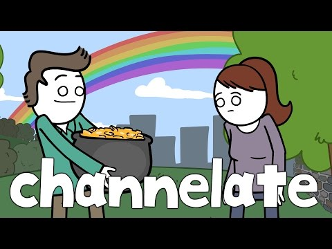 Explosm Presents: Channelate - Shortie Shorts 04 St. Paddy's Day
