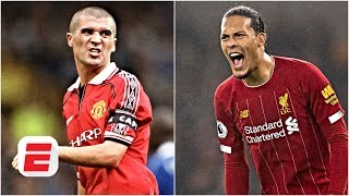 Man United 1999 vs. Liverpool 2020 combined XI | Premier League