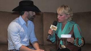 Aaron Watson shares his story about Family, God & Country Music!