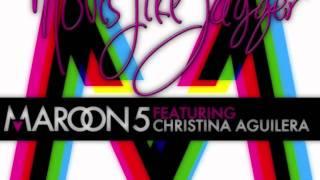 Moves Like Jagger (Francisco Maria Extended Mix) - Maroon5 ft Christina Aguilera