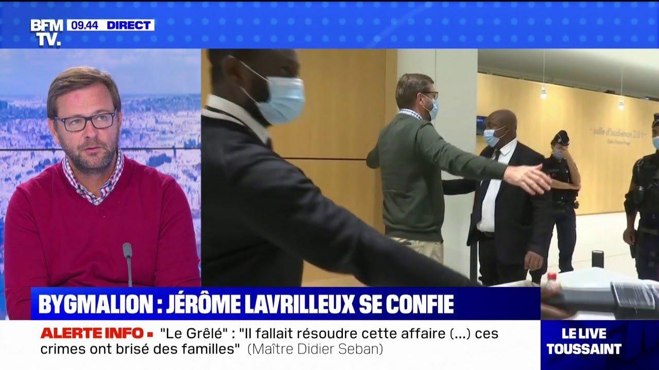 Après sa condamnation dans l'affaire Bygmalion, Jérôme Lavrilleux est l'invité de BFMTV
