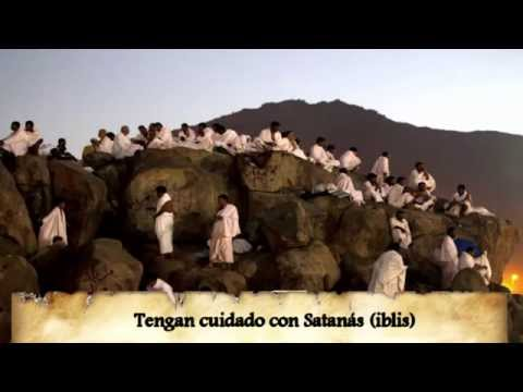 El último Sermón del Profeta Muhammad ﷺ en monte Árafa