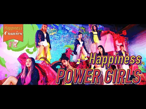 5.15(Wed)Release!!Happiness ?wPOWER GIRLS?x | E.G.family mobile