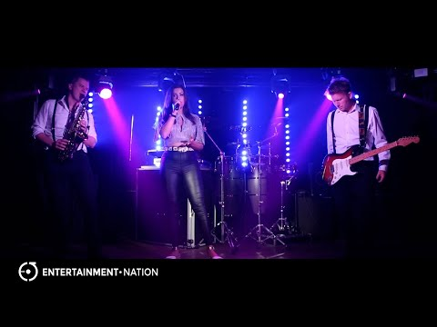 Don't Stop Now - 4 Piece DJ Live Band