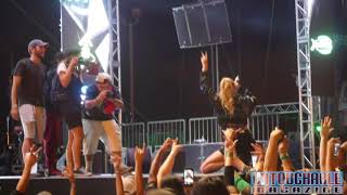 Chanel West Coast Gets Mic Turned Off And Calls The DJ A Bitch