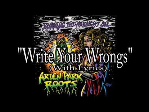 Write Your Wrongs