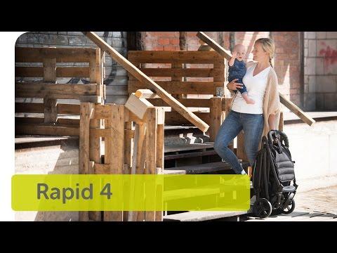 88995cb032c SPORTLIK KÄRU HAUCK RAPID 4S, CAVIAR/EMERALD HIND | kaup24.ee
