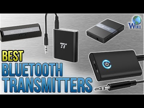 10 Best Bluetooth Transmitters 2018