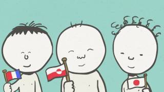 Hoe leert een kind zijn moedertaal?