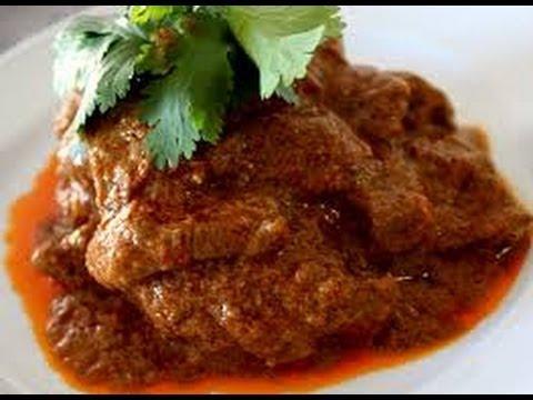 Video Resep Rahasia Daging Rendang Padang