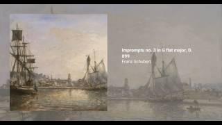 4 Impromptus, D. 899 (Op. 90)