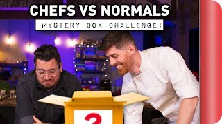MYSTERY BOX FOOD CHALLENGE | EP .1 Love your guts!