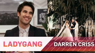 Darren Criss Gives Full Details On His Wedding | LadyGang | E!