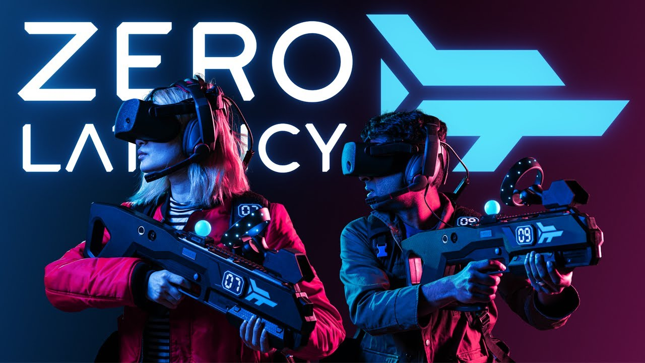 What To Expect from your Zero Latency VR Experience