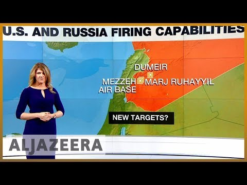 🇺🇸 🇷🇺 US vs Russian weapons capabilities in Syria   Al Jazeera English