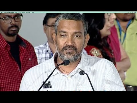 Rajamouli Speech @ Vikrama Simha Trailer Launch - Kochadiyaan