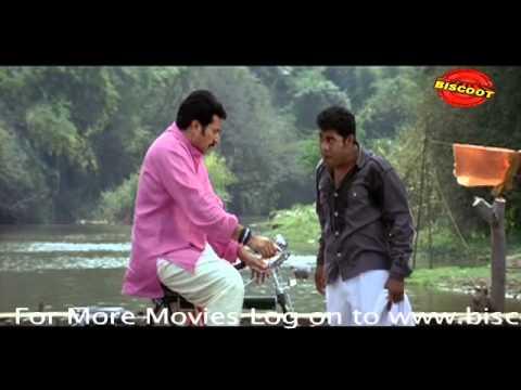 Annanthampi Malayalam Movie Comedy Scene Sura  AND Mammootty