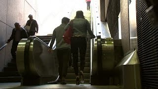 BART doing something about plague of broken escalators at stations