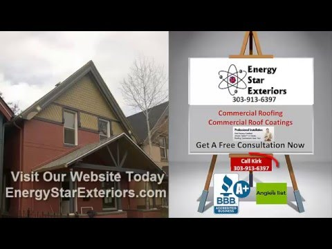 gacoflex with audio by Energy Star Exteriors 303-913-6397 https://energystarexteriors.com gacoflex with audio 2 by Energy Star Exteriors 303-913-6397Sometimes, only a small repair is required - call us for a free inspection and estimate for your repairs.