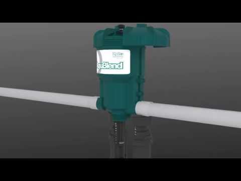 AquaBlend | Dosificador de medicamentos | Hydro Systems | Agropal