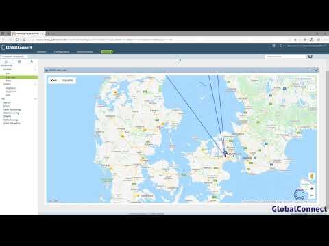Managed SD-WAN von GlobalConnect – Das Web-Portal