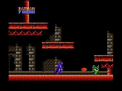 [Dendy/NES] Batman [Полное прохождение / Longplay]