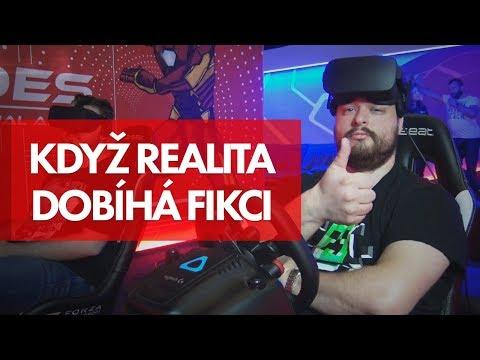 Když realita dobíhá fikci: jak jsme prozkoumali dostupné VR technologie