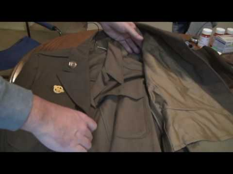 WW2 U.S. Army Air Corps Uniform Mp3