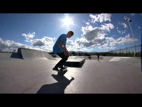 Kearns & friends at Kearns skatepark