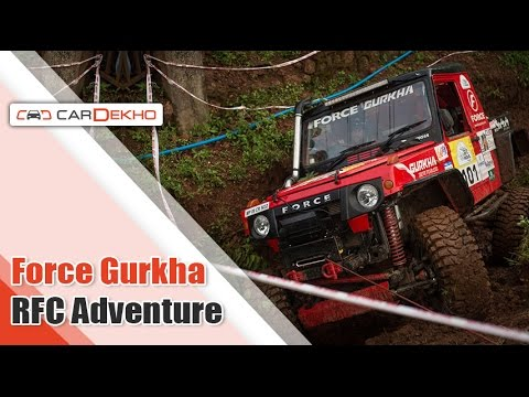 Force Gurkha RFC'15 Vehicle Preview | CarDekho.com