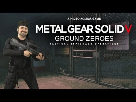 Metal Gear Solid: GZ Angry Review video thumbnail