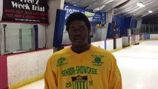 VIDEO: Jason Harper, Red Bank Catholic, Player Interview