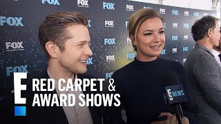 Emily VanCamp Shows Off Her Engagement Ring | E! Red Carpet & Award Shows