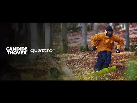 Audi Commercial for Audi Quattro (2015 - 2016) (Television Commercial)