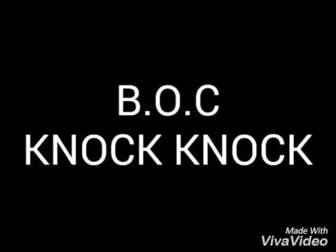 Boc madaki KNOCK KNOCK video lyrics