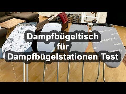 Bügeltisch für Dampfbügelstationen - Die besten Modelle - BÜGELEISEN-RATGEBER.DE