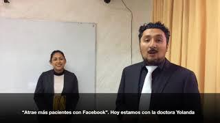 Atraer más pacientes con Facebook – Dra. Yolanda Gutiérrez