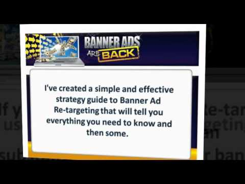 Internet Marketing Advertising 1 - Banner Advertising Tips and Tricks