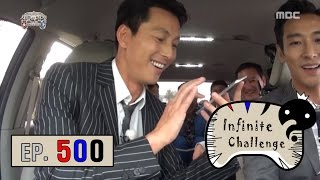 [Infinite Challenge] 무한도전 - Jung Woo-sung cool-headed 20161001
