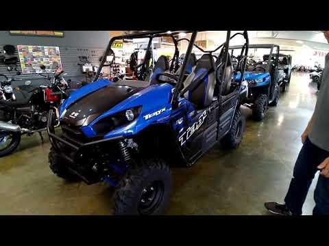 2021 Kawasaki Teryx4 in Louisville, Tennessee - Video 1