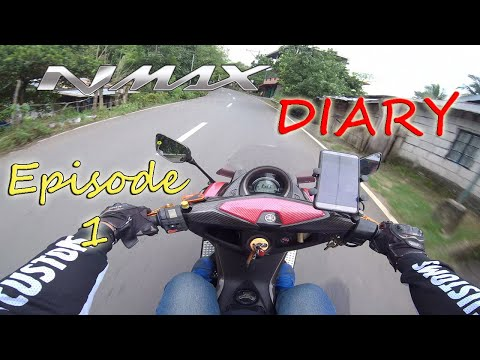 NMAX DIARY - Episode 1 (History of my Scoot including issues)